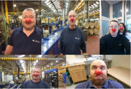 Comic Relief – Red Nose Day 24th March 2017