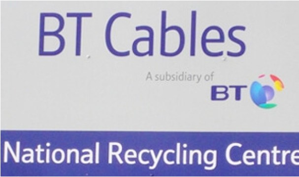 cable recycling bt cables