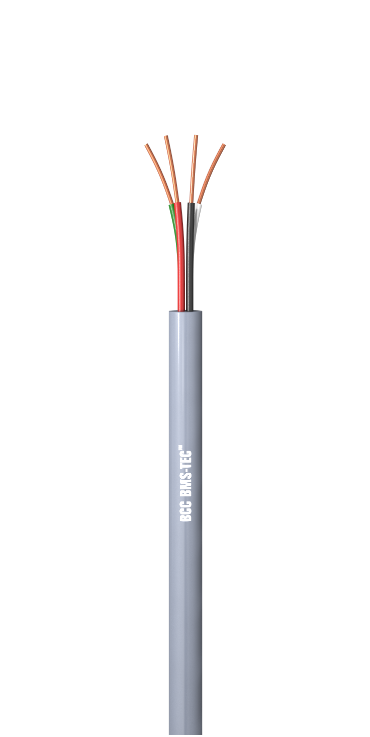 18awg 7 X 26 Flexible Bare Copper Unscreened Pvc Sheath Bt Wiring Duct Standard Put Up Length 305 Metres